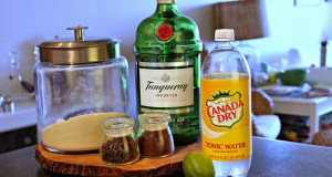 Cardamom-and-Clove-Gin-and-Tonic-Cocktail-Recipe-Ingredients